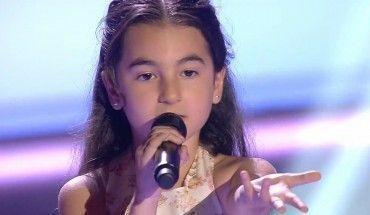 Carla la voz kids 3 españa